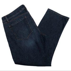Cabi New Crop Dark Wash Jeans Size 12